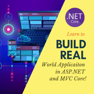 Build Real World Web Application in ASP.NET Core and MVC